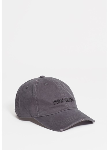 Mavi Erkek   Şapka 091787-28809 Gri